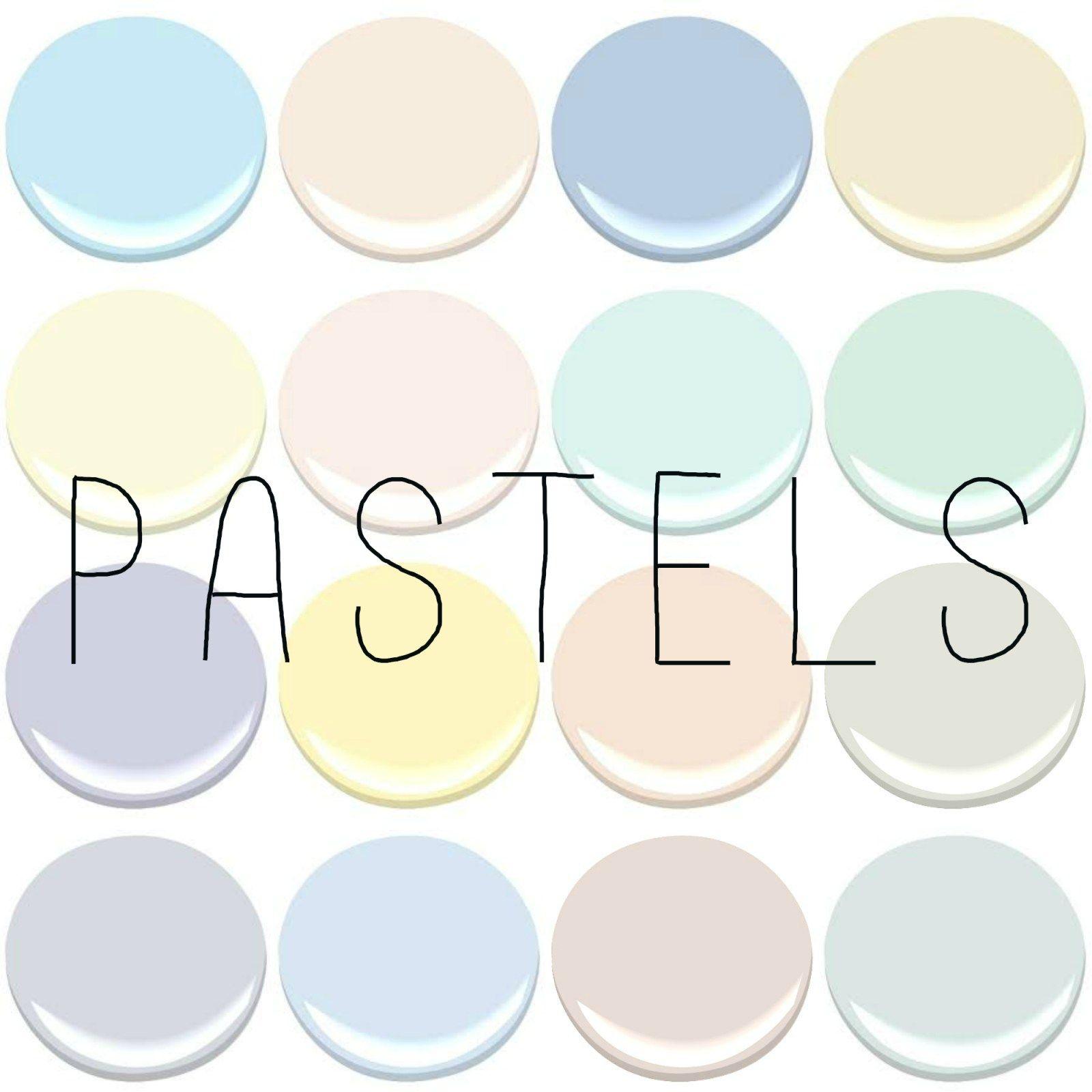 PASTEL KITCHENS Peach paint colors, Peach paint, Pastel