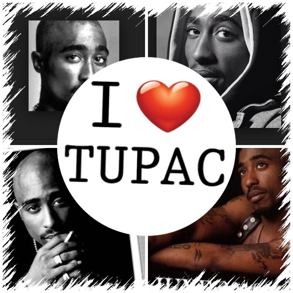 Happy birthday Tupac love you Tupac is gone but not forgotten His