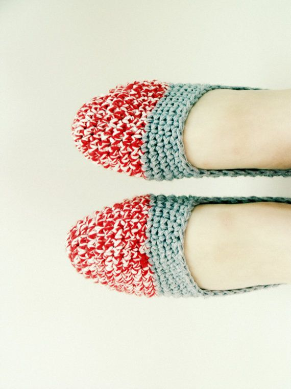 The Original Sock Monkey Slippers: You Pick the Size Hand-Crocheted ...