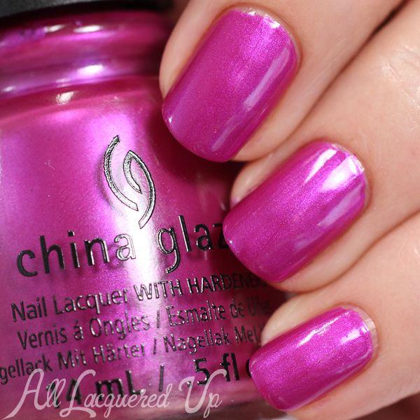 China Glaze Desert Escape Summer 2015 Swatches | China glaze, Swatch ...