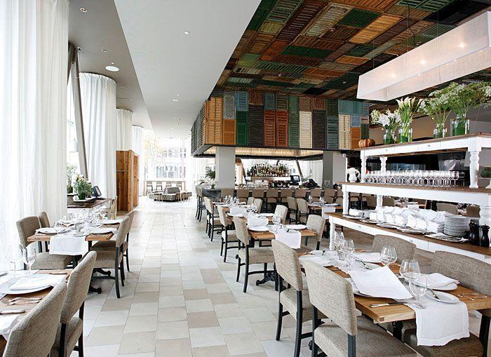 Ella Dining Room & Bar World Class Environmentuxus  Interior Design Interior