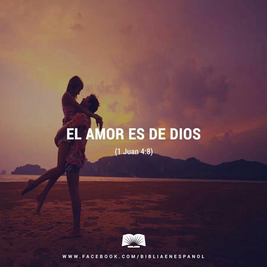El amor es de Dios