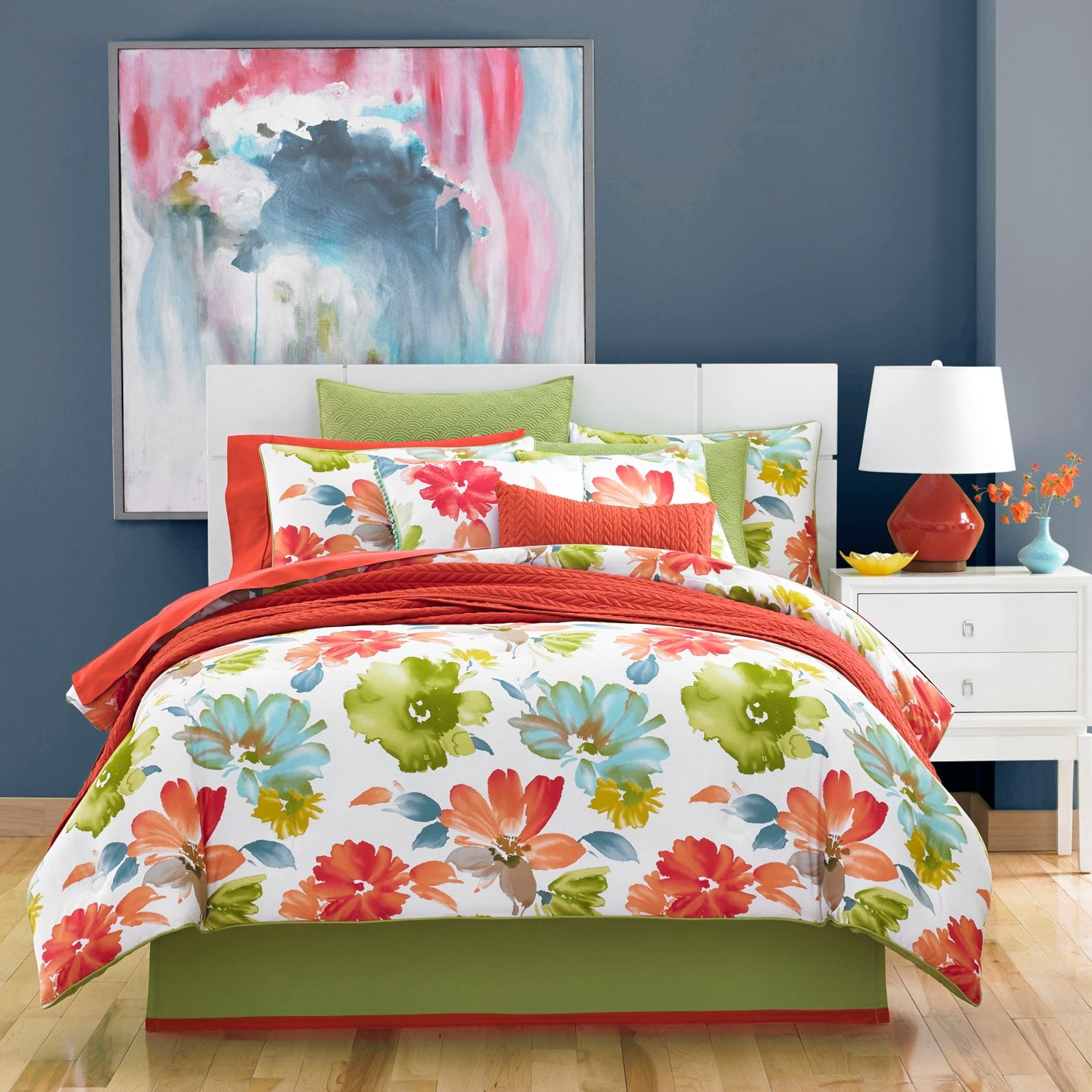 Mallory Twin Comforter Set Products Comforters Comforter Sets