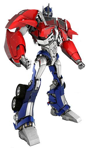 Transformers Prime X Reader/Oc Oneshots~~Completed~~ - Optimus Prime