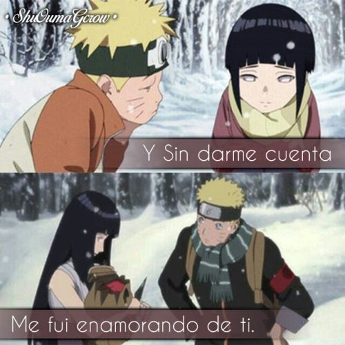 Anime Frases Anime Frases Sentimiento Shuoumagcrow Naruto Amor Love