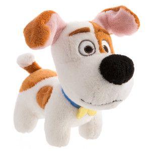 The Secret Life Of Pets Puppy Plush Max Dog Toy Toys Petsmart Pet Puppy Dog Toys Pets