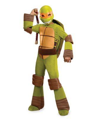 Austin - teenage mutant ninja turtles - michelangelo boys costume