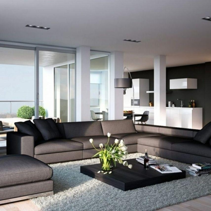Neu Wohnzimmer Einrichten Grau Weiss