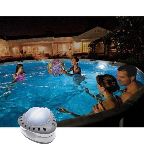 Swimming Pool Led Lights Underwater Above Ground Magnetic Wall Light Pools Party Unbranded Above Ground Pool Lights Led Pool Lighting Pool Light