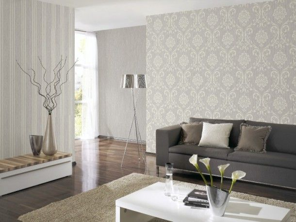 Barock Tapete Wohnzimmer