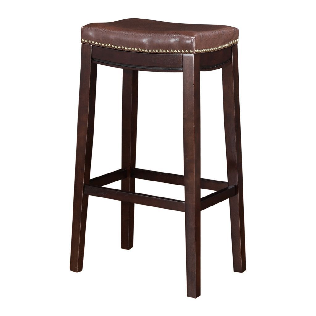 Linon Allure Bar Stool This One Is The Taller Version The