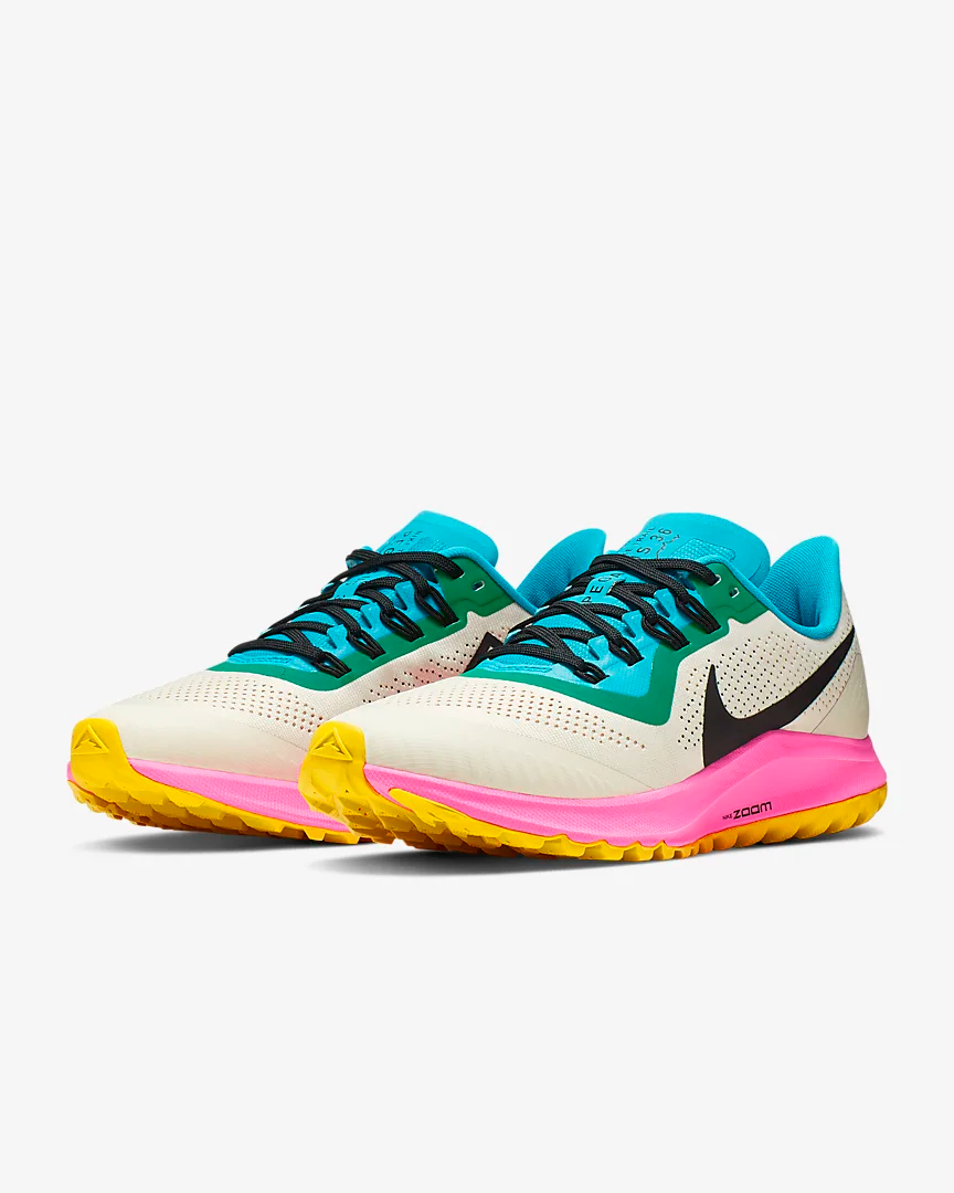 Nike Air Zoom Pegasus 36 Trail Women's Trail Running Shoe ...