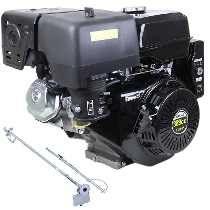 Motor Bote 13hp 389cc 4t Gasolina Schulz + Rabeta Std 2,8m