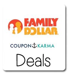 Family Dollar Coupon Matchups Apr 12 May 02 Family Dollar Coupons Family Dollar Top Deal