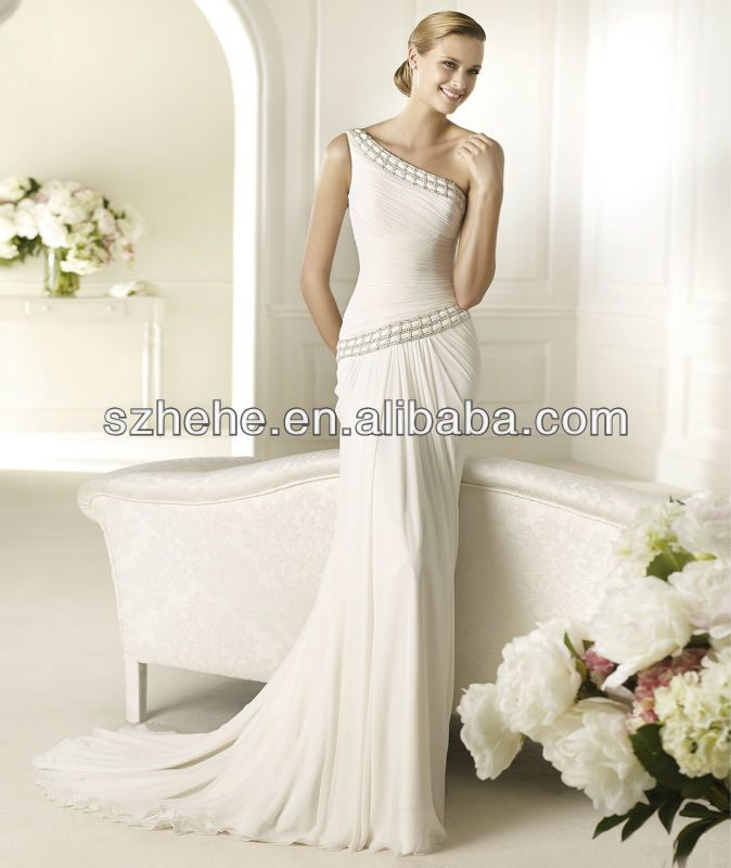 Elegant wedding dress 2013 – Your wedding photo blog