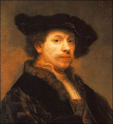 rembrant self portrait young to old - Google Search | Intro to ...