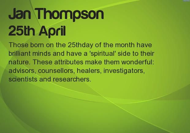 What your Birthday says about your career? Find at http://apps.funlabstreet.com/birthday_say_about_career