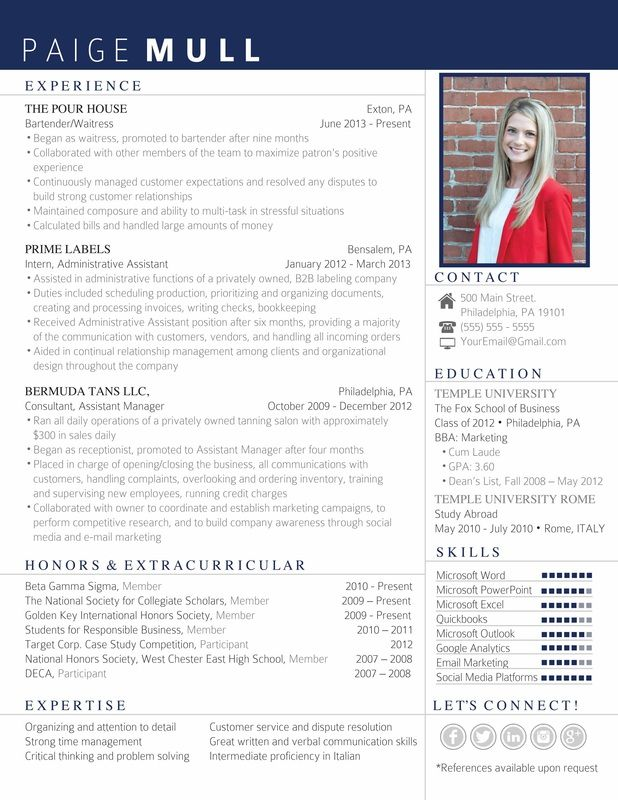 Resume Templates That Will Get You Noticed Elevated Resumes Resume Templates Resume Stressful Situations