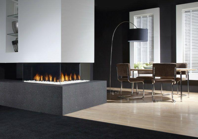 Gaskamine 50 Ideen Fur Ein Gemutliches Ambiente Gaskamin Kamin Kamin Modern