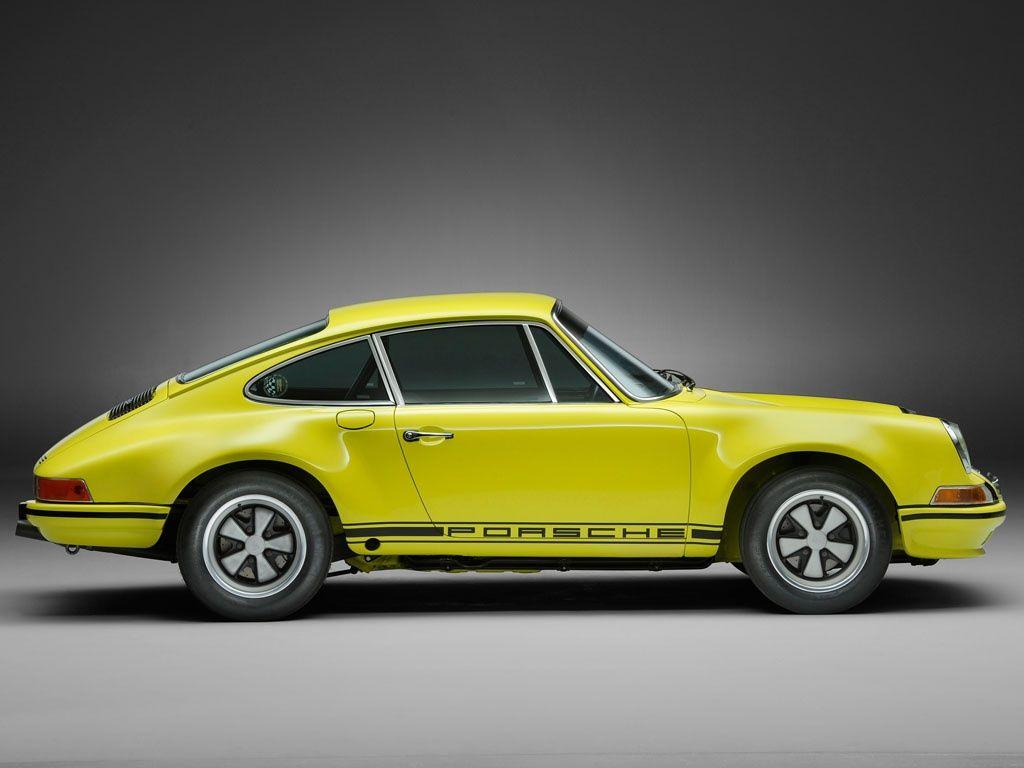 1972 Porsche 911 - 2.5 ST   Classic Driver Market