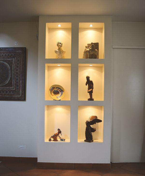 Meuble placo-44 мебель Pinterest Bureaus and Decoration