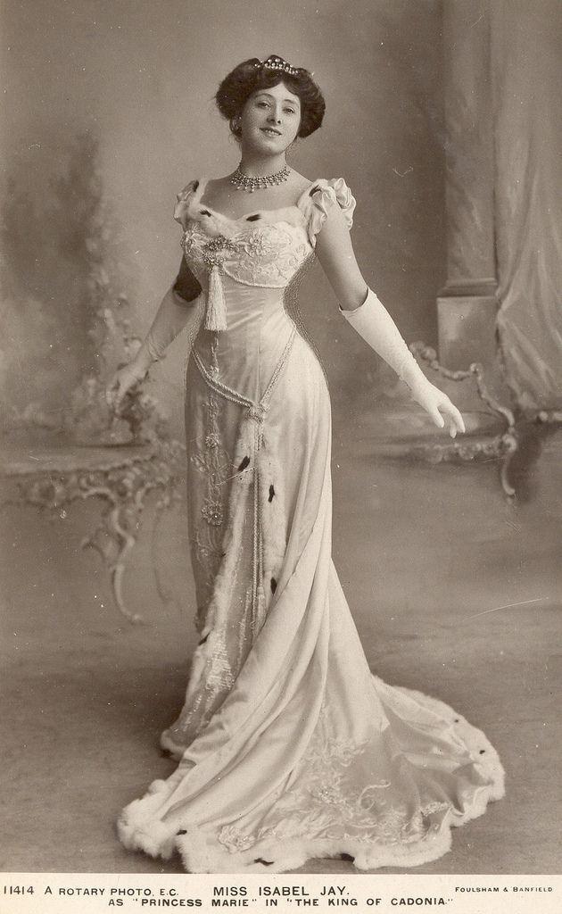 Female vintage foto 85