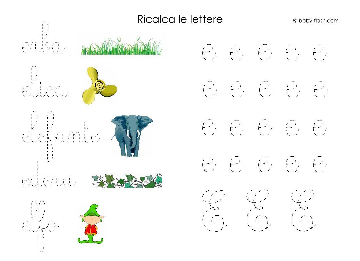 Schede Didattiche Ricalca