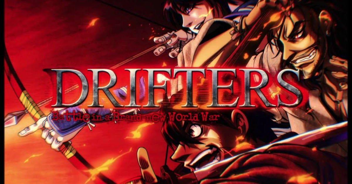 Drifters Epsódio 01 Online Anime, Academia, Tutoriais