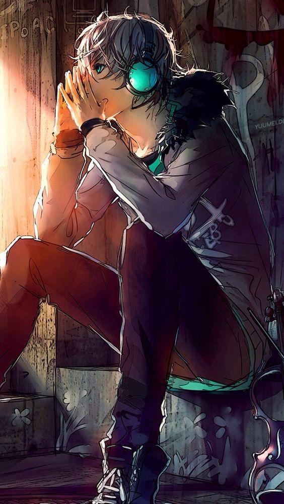 50 Examples of Anime Digital Art Digital art anime, Cool