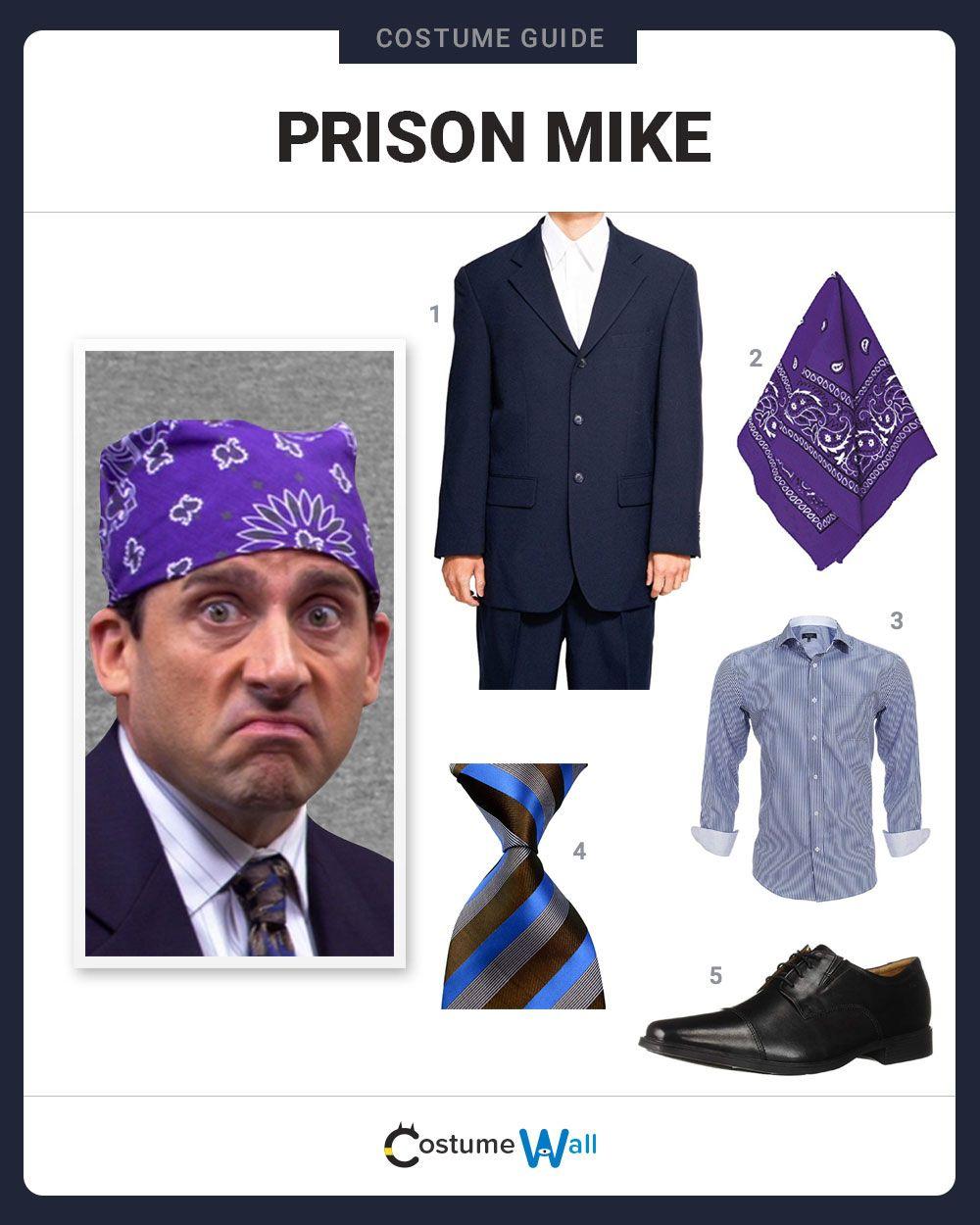 Dress Like Prison Mike