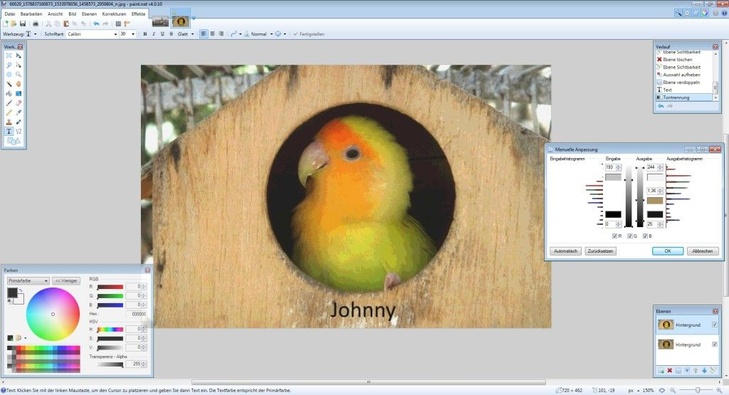 paint software free download windows 10