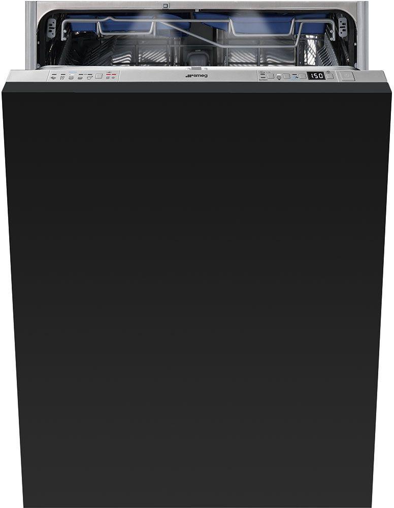 Smeg 24″ Tall-Tub Dishwasher Black STU8642