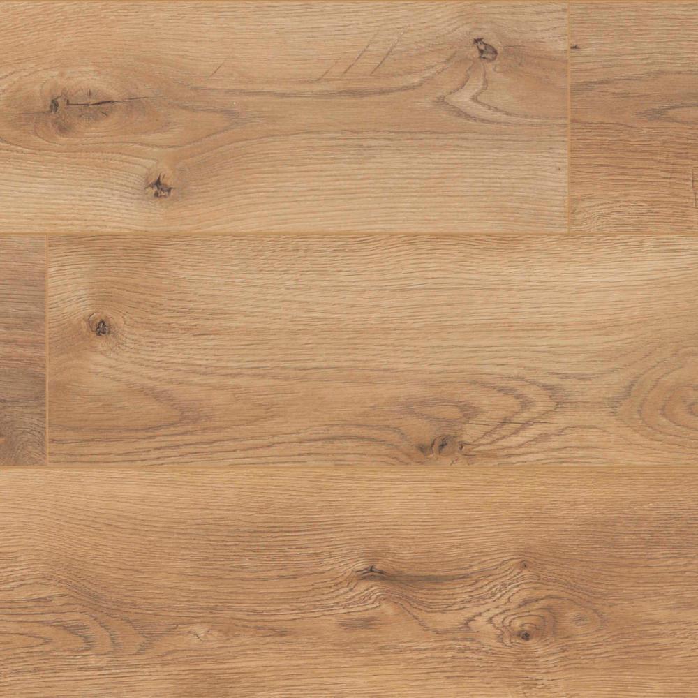 316 00 1 19 Trafficmaster Cameron Oak 7 Mm Thick X 7 2 3 In Wide X 50 5 8 In Length Laminate Floo Oak Laminate Flooring Oak Laminate Laminate Flooring