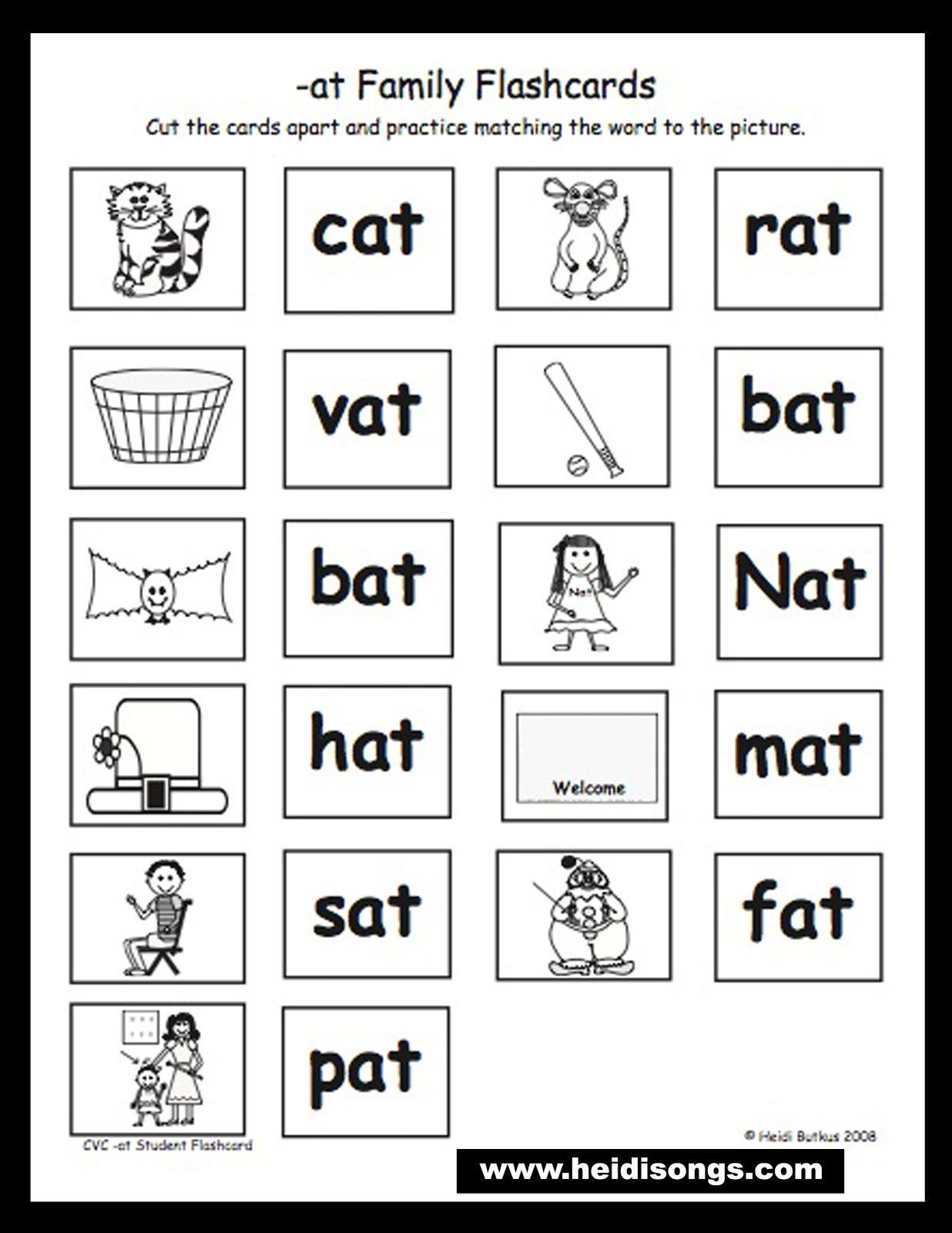 Common Core Literacy Centers Phonics Spoons