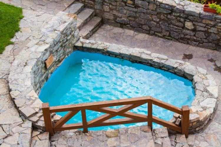 12 vezes que nos apaixonamos pelas piscinas pequenas Pasta