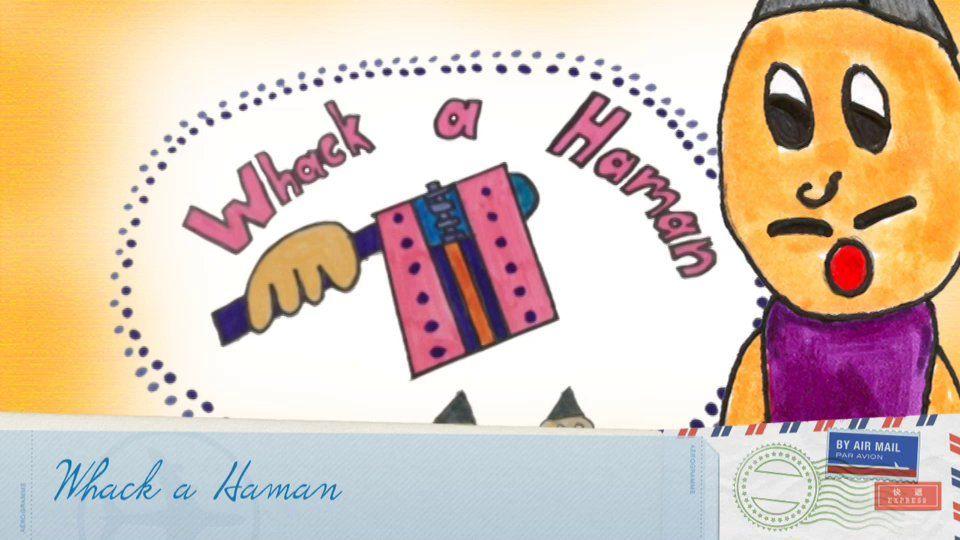 Whack-A-Haman Champion speaks!!! Watch the video! @MJGottliebDay School @Jewish Interactive