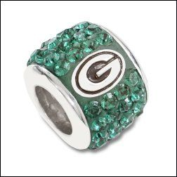 Green Bay Packers Pandora Charms