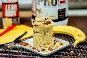Sweet & Easy Banana Bread Protein Mug Cake #proteinmugcakes Sweet & Easy Banana Bread Protein Mug Cake #proteinmugcakes