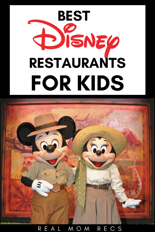 Best Disney World Restaurants For Kids Waltdisneyworld