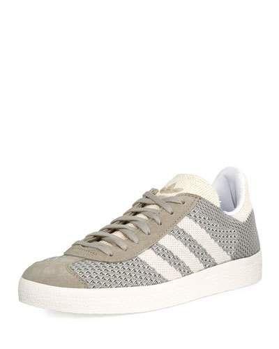 meet 9a277 b0e04 Adidas Gazelle Original Primeknit Sneaker, Gray