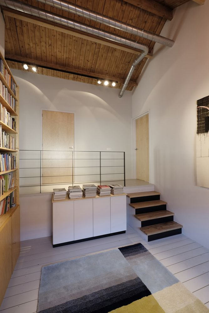 Gallery of Transformation Potato Barn / Houben & Van Mierlo - 4 #patiodepapas