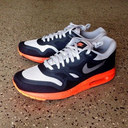 nike air max lunar 1 orange