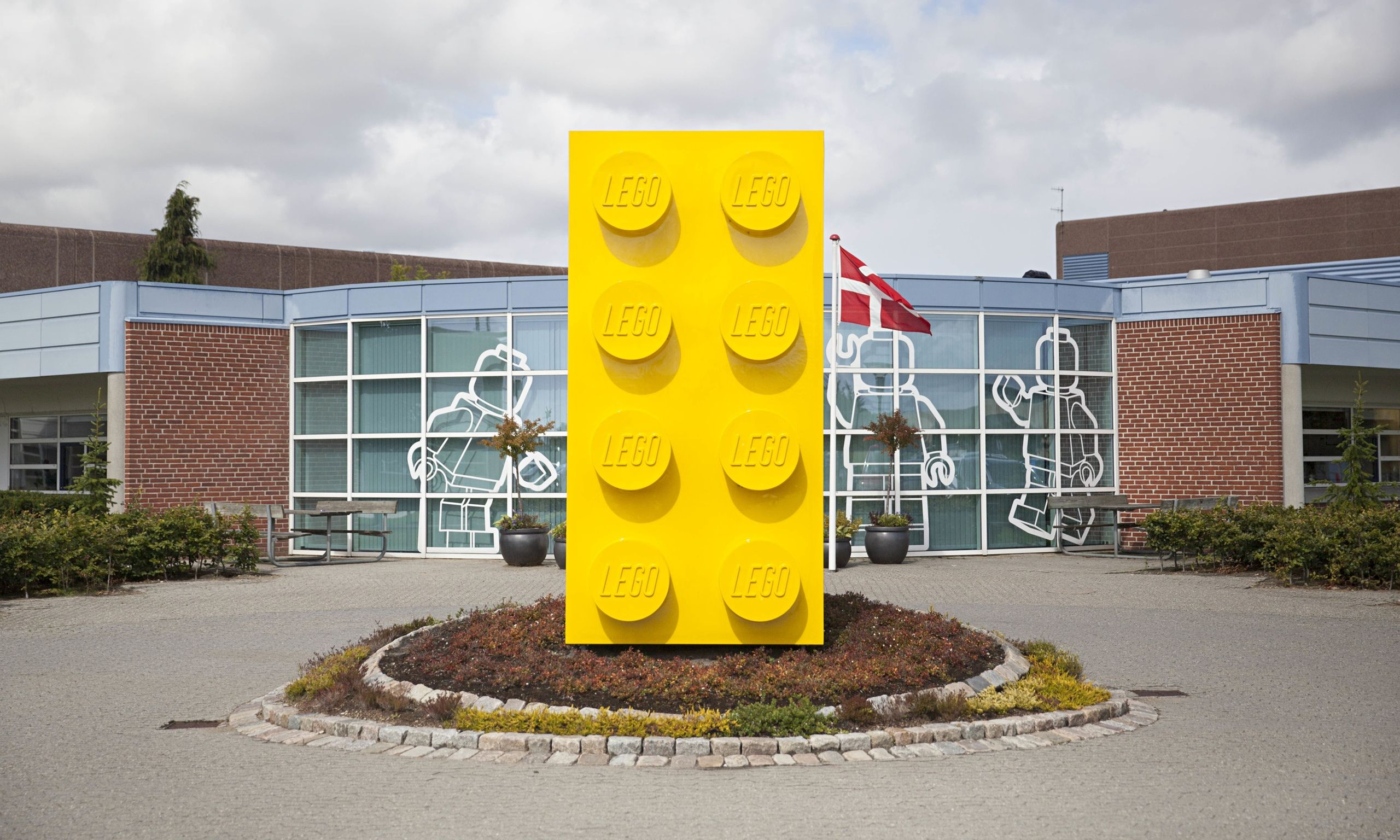 to the real Lego land rebuilding the brand brick