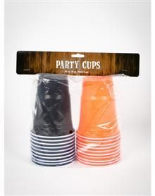 Halloween Solo Cups Set 20 Pk