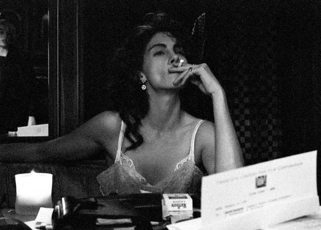 Джулия Робертс, 1990-е. Фотограф Майкл Тай