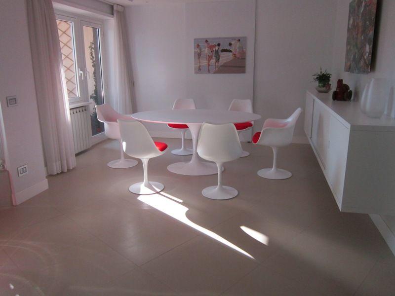 Tavolo Saarinen ~ Tavolo sedie tulip saarinen chair table arredamento furniture made