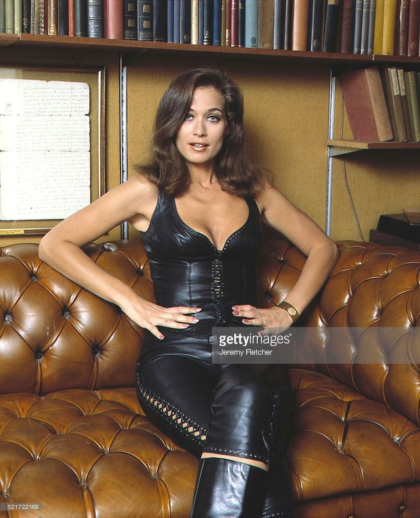 English actress Valerie Leon, circa 1975. News Photo   Getty Images