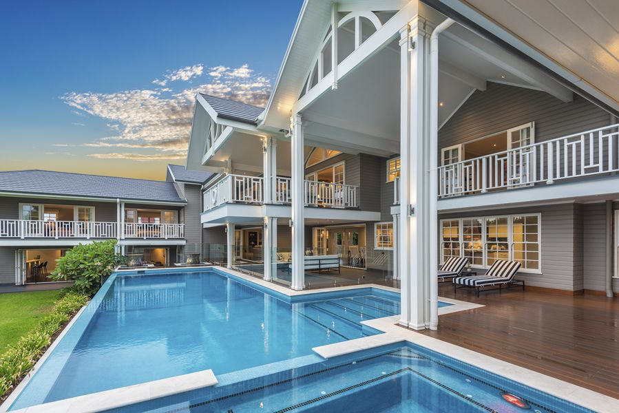 6 bedroom house for sale at 27 Sutherland Avenue, Ascot QLD 4007 ...