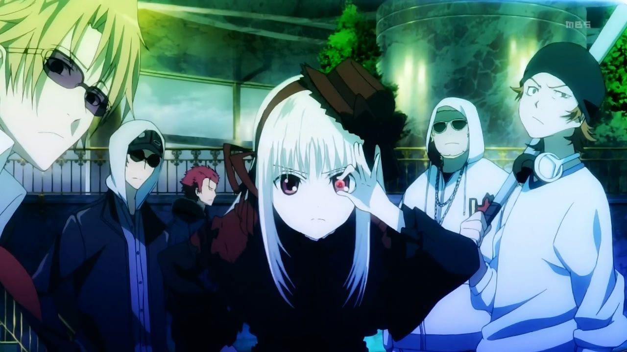 Members of the Red King's clan Kprojekt, Projekte, Anime