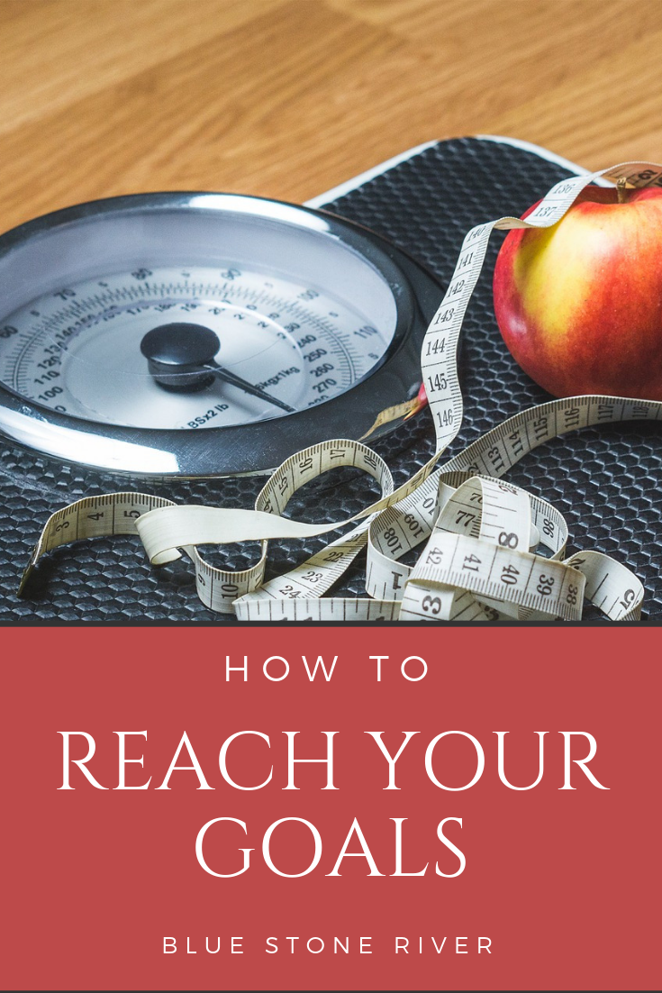 How To Reach Your Goals Action Plan Blue Stone River Says